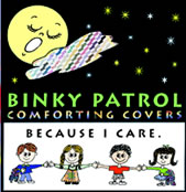 National Binky Patrol: Comforting Covers